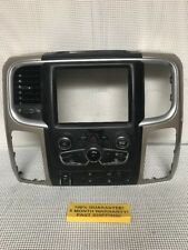 13-16 Dodge Ram 1500-3500 Dual Zone Center Console With Vent and Trim WARRANTY