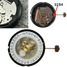 für Cal 3 x Aufzugswelle RONDA 515 9820 0401 515 502-519 16mm winding stem