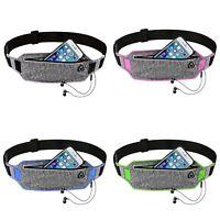 Ultrathin Running Waist Pouch Belt Sport Mobile Phone Holder Gym Bag Running