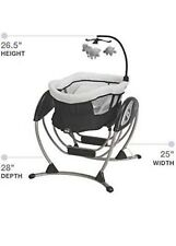 Dream Glider, Gliding Baby Swing. Baby master, sleeper or seat! 2 modes of use