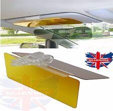 Anti-Glare Car HD Sun Visor Shield Clear View Day & Night UV Blocker Fold Down