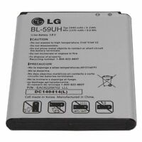 🔋 Authentic Original OEM Battery LG BL-59UH for  LG G2 Mini D620 D620R 2100 mAh