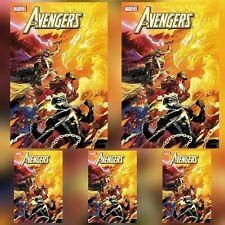 AVENGERS #43  ~ 5 COPIES ~ MARVEL ~ PRESALE 3/3