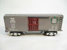 Marx Trains 70501 GTW Gray Boxcar Special O-Gauge X3978