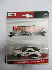 Genuine Ford Mustang Nascar 1:64 Model Car Hard to find