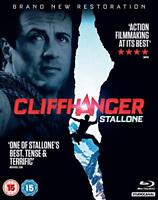 Cliffhanger [Blu-ray] [2018] [DVD][Region 2]