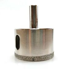 "DRILAX 1 3/4"" Diamond Coated Drill Bit Hole Saw Granite Marble TILE GLASS Stone"