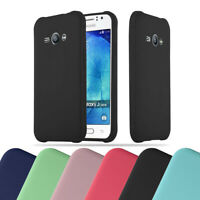 Silicone Case for Samsung Galaxy J1 ACE Shock Proof Cover Candy TPU Bumper