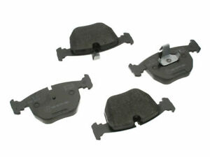 Front Genuine OE Replacement Brake Pad Set fits Toyota Corolla 1998-2002 13GDYM