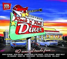Various Artists - Rock'n'roll Diner / Various [New CD] UK - Import