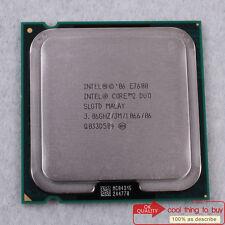 Intel Core 2 Duo E7600 SLGTD SLGTN CPU Processor 3.06/3M/1066 LGA775 free sp