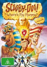Scooby Doo - Where's My Mummy? (Region 4) mint condition