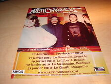 ARCTIC MONKEYS - IN CONCERT!!!!1!!!!!!!!! FRENCH ADVERT