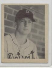 1939 Play Ball High #150 Jim Walkup RC Tigers Excellent