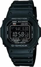 Casio G-Shock Solar Funkuhr Herren Armbanduhr wasserdicht Dornschließe Schwarz