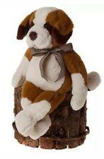 NEW Denbigh the Dog CHARLIE BEARS Bearhouse non-jointed plush puppy teddy 2014
