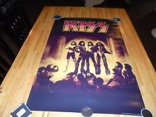 KISS Love Gun 2017 Poster (With Purple Hue) 24 X 36 Ace Frehley Gene Simmons