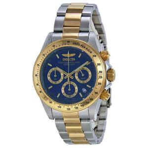 Invicta Professional 3644 Speedway Chronograph Men's Watch $495 MSRP