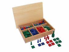 NEW Montessori Mathematics Material - Stamp Game