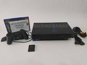 Playstation 2 PS2 FAT Console Sony Completa Originale