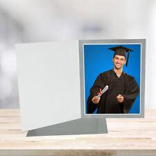4x6 Classic Gray Cardboard Event Photo Folders - Pack of 25
