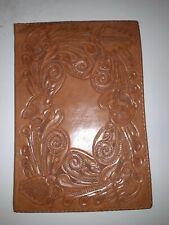 Large Handmade Leather Portfolio