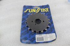 Sunstar - 51117 - Steel Front Sprocket, 17T