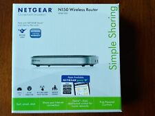 Netgear N150 Wireless Router WNR 1000 EUC tested and working
