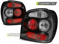 Taillights For VW POLO 6N2 10.99-10.01 BLACK..