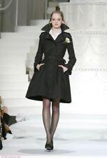Trenchcoat VIKTOR & ROLF H&M 34 XS schwarz Mantel Designer coat black