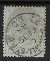 SG.192. 4d.Dull Green. Used With Very Fine CDS.  Cat.£200.   Ref 9.43