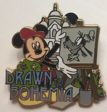 Adventures by Disney - Drawn to Bohemia Mickey - Land of Eternal Knights ABD Pin