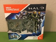 Mega Construx Halo Ultimate blue team DHY87 new excellent condition