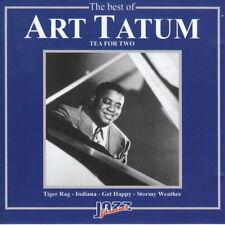 ART Tatum Tea for Two The Best of (Tiger Rag, St. Louis Blues) 2001 Saar