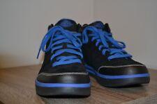 Mens Blue and Black Air Jordan Shoes