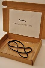More details for turntable drive belt for thorens td-150 td-150mkii 4mm wide boxed shipping uk