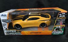 Jada Hypercharger R/C 2017 Ford GT Remote Control Car
