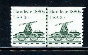 US Scott # 1898 - Lined Pair - MH-NG