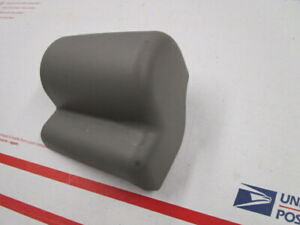 03-06 Chevrolet GMC Yukon Seat Track Cover 15181140 OEM Gray