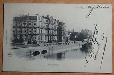 1904 PHOTO POSTCARD FRANCE LE MESS MILITAIRE FROM OFFICE BEREAU OF RECRUITMENT