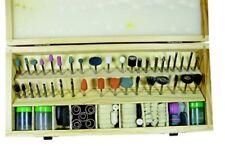 228pc Rotary Tool Accessory Bit Set w Case 1/8