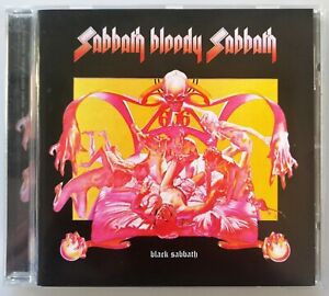Black Sabbath - Sabbath Bloody Sabbath - ©2004 & ®1973 Sanctuary Records
