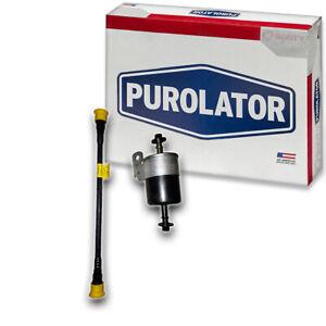 Purolator Fuel Filter for 1989-1996 Oldsmobile Cutlass Ciera Gas Pump Line bf