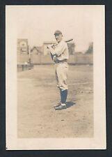 1918 ZACK TAYLOR Chattanooga Lookouts Vintage Baseball Photo (Major League Star)