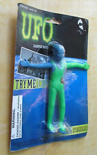 UFO Alien BENDABLE FIGURE Midwestern Home Prod #B613 NOS Confidential Classified
