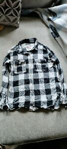 Mossimo Junior's Flannel Size Large