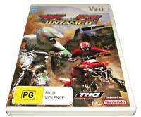 MX Vs ATV Untamed Nintendo Wii PAL *Complete* Wii U Compatible