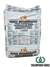 SODIO METABISOLFITO - 25 KG