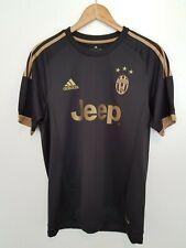 Juventus 2015-2016 Third Jersey Football Shirt Maglia Maillot ADIDAS *BNWT* M