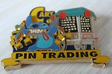 RARE PIN'S DLRP DISNEYLAND RESORT PARIS STITCH INVASION PIN TRADING EL 1200